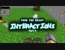 【Minecraft】FTB:Interactionsゆっくり実況プレイ 4