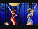 【東方MMD】チャイナドレスの美鈴と咲夜で太陽系デスコ【めーさく】