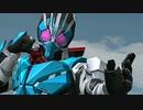 【ガンバライジング】仮面ライダー1型 ロッキングホッパー【演出まとめ】