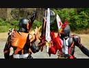 【予告】劇場短編 仮面ライダーセイバー 不死鳥の剣士と破滅の本