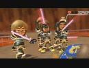 【実況】ガード禁止のチャンバラ組手 その9・終(Wii Sports Resort)