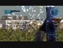 【地球防衛軍5】市街地の乱戦オフINFを、スナイパーライフルで遊ぶだけ