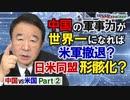 【青山繁晴】中国の軍事力が世界一になれば米軍撤退・日米同盟形骸化?[桜R3/4/9]
