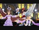 【第13回ラジP杯参加作品】【モーション配布】動く天使の翼 用 Packaged ミルフィーユ・スフレ 海風 天使ちゃん 清霜 Ray-MMD 【MikuMikuDance】【MMD艦これ】