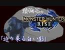 【MHRise】漬物石の狩猟記「迫り来る白い影」【マルチ実況】