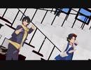 【ヒプノシスマイク】おこちゃま戦争【MMD】【Buster Bros!!!】