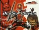 女2人で「Double-Action」を歌ってみた@