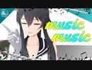 【MMD艦これ】矢矧さんで ミュージックミュージック【1080P】