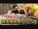 【ヘ●トキンの遊び】アーチガウチガウw【貴族の遊び】超高級純キィン!たぁ〜ま!トランプ家中にバラまいてみた〜!みた!みたぁ…!