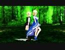 【MMD艦これ×千条アリアMMD】ラップもできるパースと歌姫アリアちゃんに愛Deeを踊ってもらったよ♪