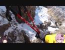 残雪、谷川岳肩の小屋RTA(天神尾根) 2時間半ぐらい