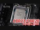 Core i7-11700Kの新歓ベンチ