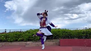 【ケロケロ】うまぴょい伝説 ウマ娘プリティーダービー 【踊ってみた】