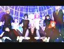 【鬼滅のMMD】柱全員でELECT/センター不死川【1080p推奨】