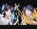 【テニプリ人力】1/2の未来へ【跡部/幸村/日吉/切原】