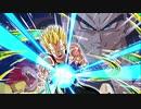 【ドッカンバトル】頂点を目指す戦い 超サイヤ人ベジータ(GT)バトルモーション&新BGM