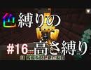 【Minecraft】色縛りの高さ縛り【Part 16】