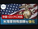 米海軍特殊部隊を強化 中・ロの脅威に対抗【希望の声ニュース】