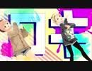 【MMD】はるかちゃんとロキを踊ってみた!【Vroid】