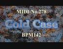 オリジナル曲:Cold Case