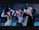 【MMD艦これ】好き!雪!本気マジック 由良さんとあまとき【ray】