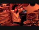 X - オルガズム - 叩いてみた   Drum Cover