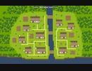 【魔道士vsゾンビ?】MAP7全体図 エクストラモード