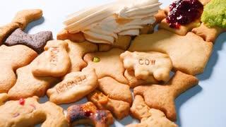 地理赤点だったけど47都道府県をイメージしながらクッキー作り