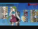 【艦これ】 2021春イベE3-2 ゲージ破壊
