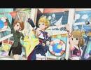 【ミリシタMV】アナザー2(☆5)のり子・真美・桃子でラムネ色青春【2560×720】