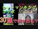 【 コトダマン 】シャーマンキングコラボ30連とメイデン戦