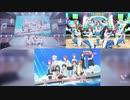 虹色Passions!「3rdライブ・スクスタMV・アニメ比較」