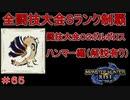 闘技大会ボルボロスSランククリア ハンマー編 【実況】MHR#65