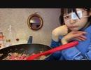【ゆのん】賞味期限切れの腐って糸引いた肉を食べるゆのんちゃん