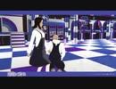 【MMDコナン】梓さんと安室さんで絶え間なく藍色