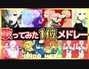 【30曲】人気ボカロ曲の歌ってみた1位メドレー#04