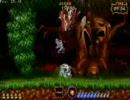 PSP 極魔界村 アーケードモードを攻略してみる 1-1