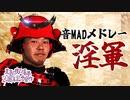 【合作】淫夢20th音MADメドレー「淫軍」.mp4