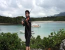 【Live】エトピリカ 博士太郎 八重山諸島の、川平湾。とある島の撮影。の風景。