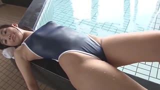 競泳水着 グラビアアイドル Idol ハイレグ