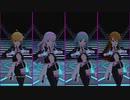 【ミリシタ】翼・貴音・まつり・恵美「DIAMOND JOKER」(ユニット衣装)【ソロMV(編集版)】