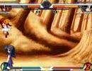 EFZ大山大会準決勝第一戦(070504) 七味うヘェ(UNKNOWN)VSアール(みさき)