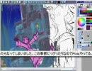 【ニコニコ動画】【Pixia】で厚塗に挑戦。(が、Pixiaの機能に涙した・・・)を解析してみた