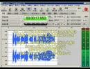 【ニコニコ動画】歌ってみた支援。録音と編集Ver3を解析してみた