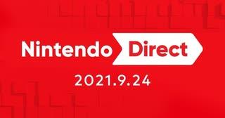 【9/24 ニンテンドーダイレクト 本編フル】Nintendo Direct 2021.9.24