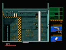MSX2版メタルギア2 攻略2 カード3入手編