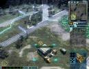 【CnC3】Command and Conquer 3 Tiberium Wars スカーミッシュ map:USA