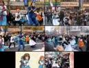 驚異的な大人数でハレ晴レユカイを踊るOFF 4/8_2回目_マルチ画面
