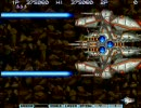 AC版グラディウスⅢ 3面ボス:外で自爆待ち