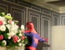結婚式でやらないかを踊ってみた(verスパイダーマ) thumbnail